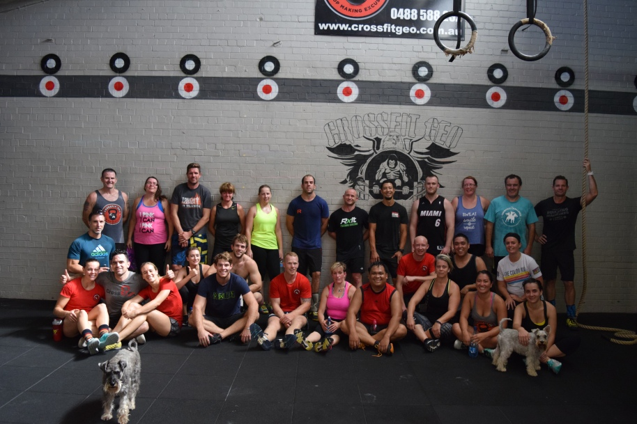 The Easter WOD Collective