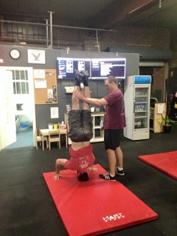 yesterday we spent the day working on gymnastics fundamentals and stripping movements back to their strict foundations,